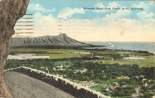 1 1920's Hawaii Postcards 1