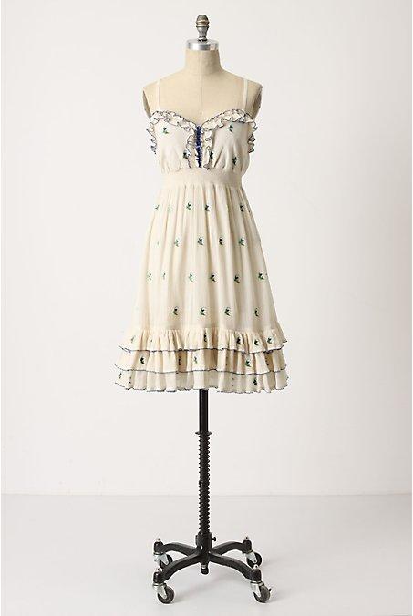 Grasslands dress