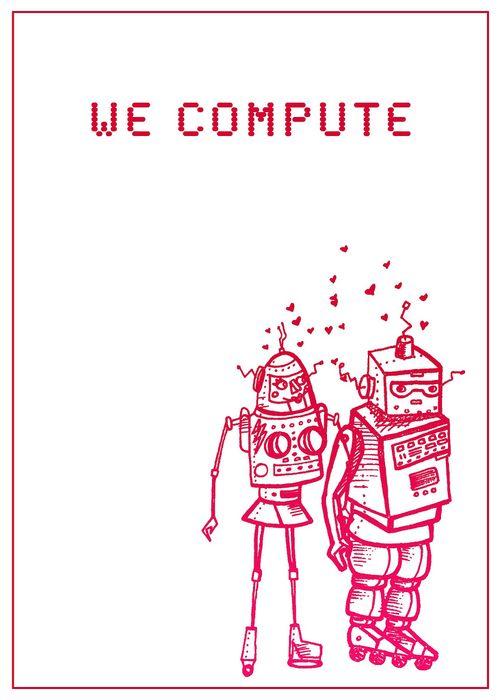 We compute